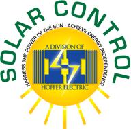 hoffer electric solar control