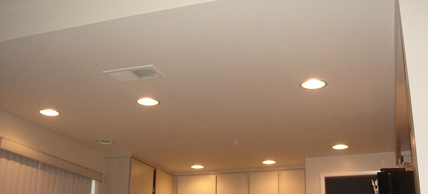 recessed lighting Santa Monica