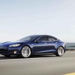 Tesla Electric Car Nema 50
