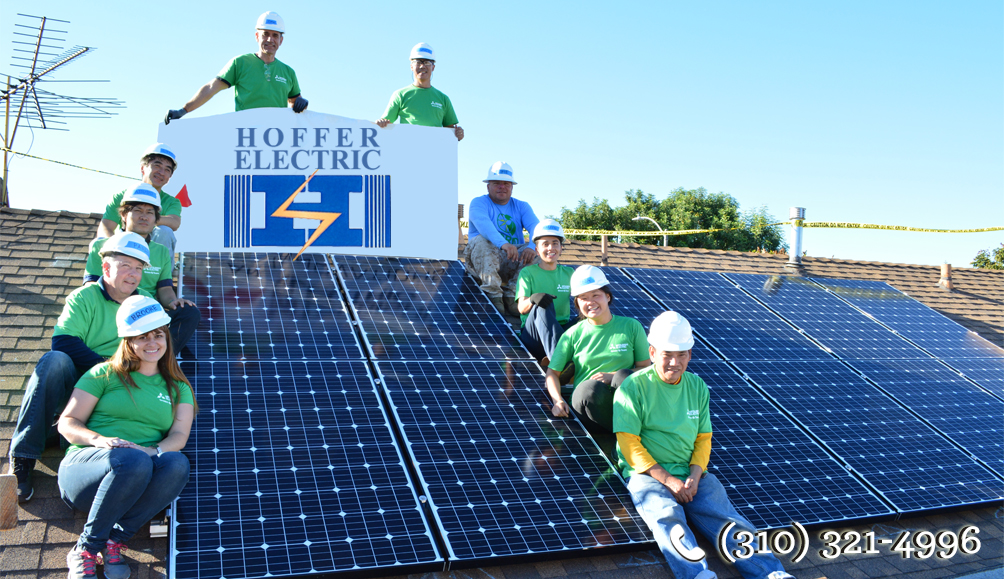 Get Solar Panel Installation in Los Angeles And Save Money
