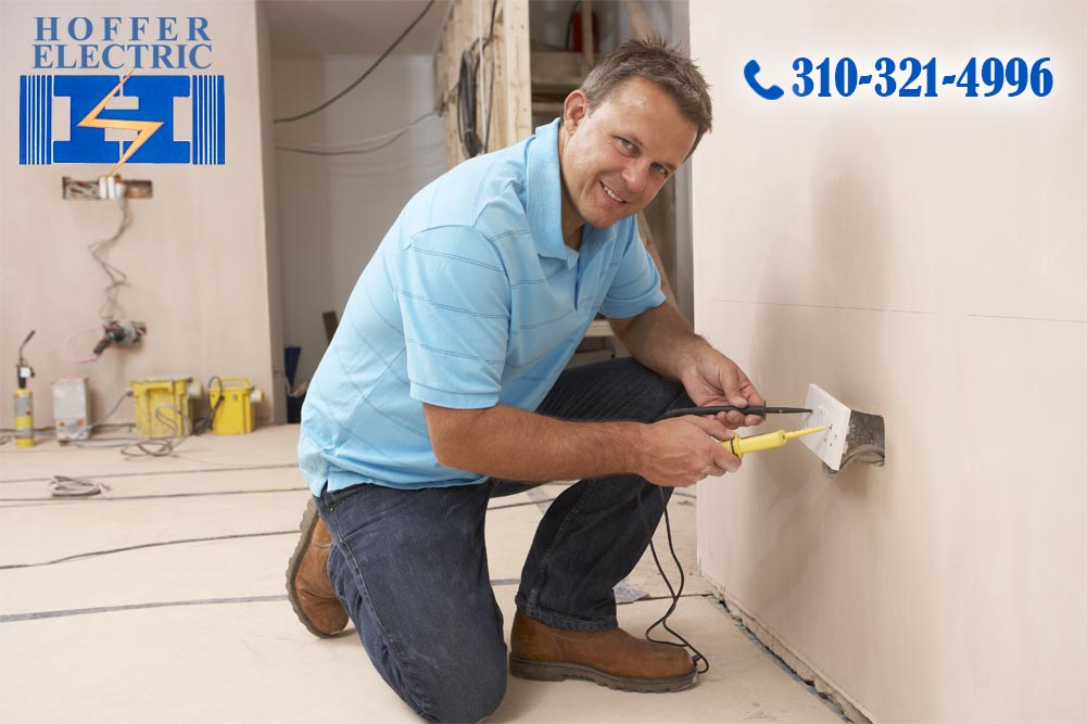 Protect Against Power Surges with an Electrician in Calabasas