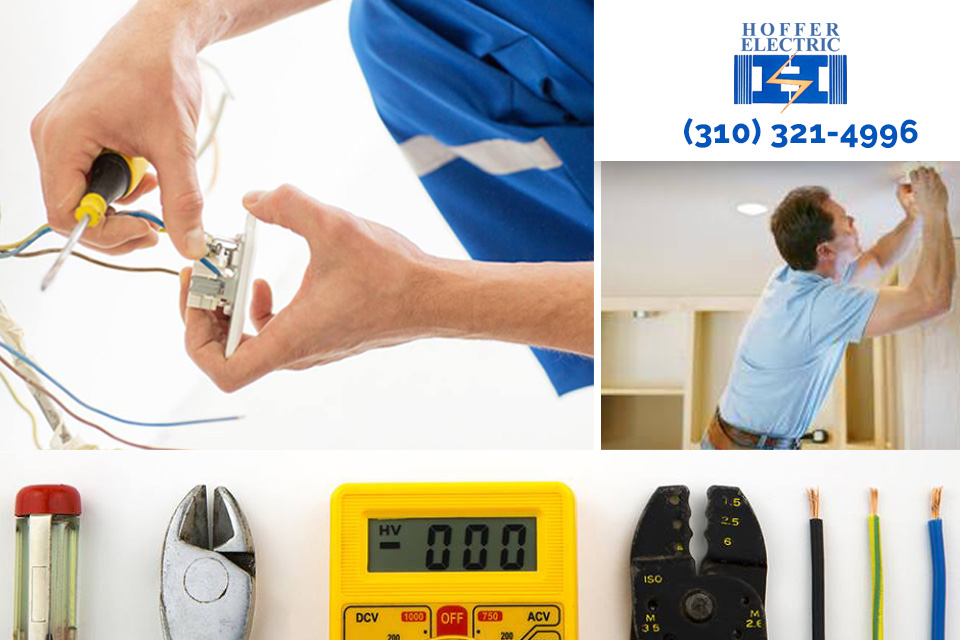 Have a Generator on Hand Thanks to a Residential Electrician in Tarzana