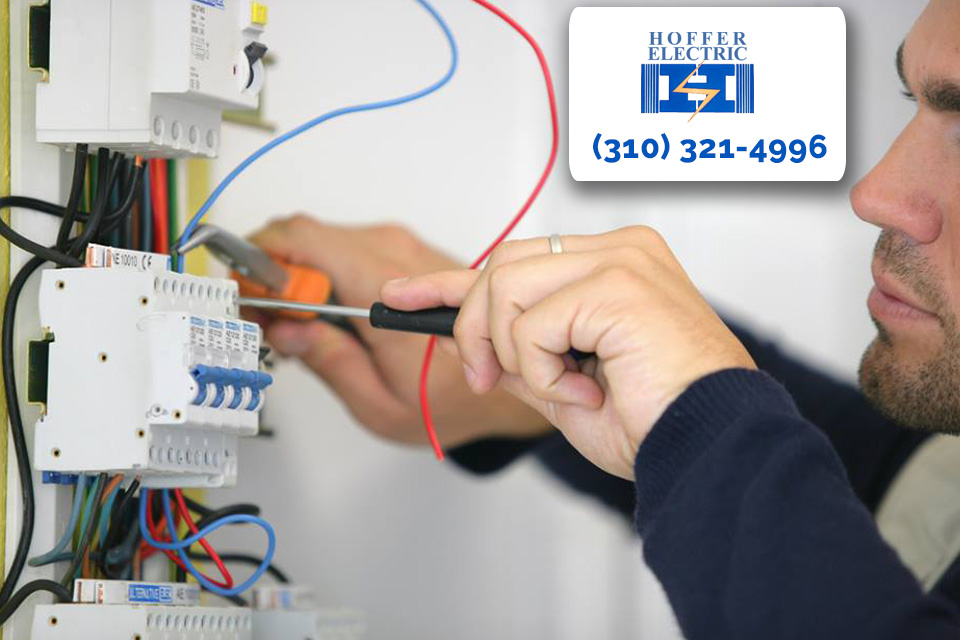 Maintain Your Electrical Systems with an Electrical Contractor in Calabasas